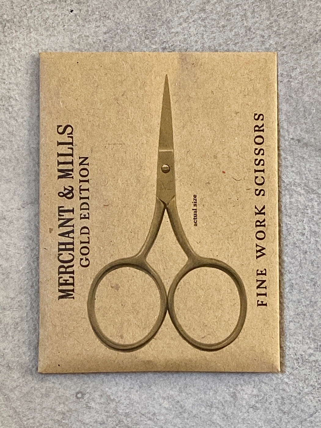 Sharp Little Scissors