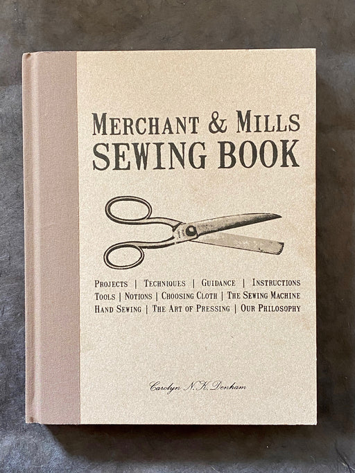 "Merchant & Mills ""Sewing Book"""