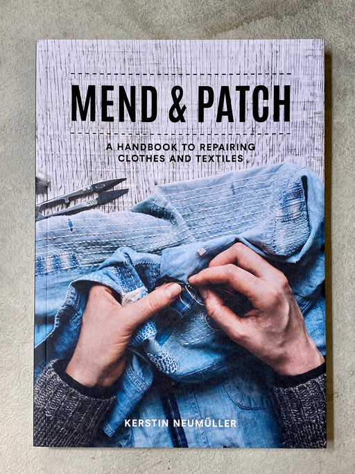 """Mend and Patch"" by Kerstin Neumüller"