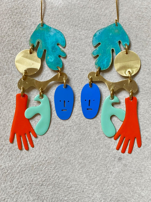 "Sibilia ""El Magico"" Earrings"