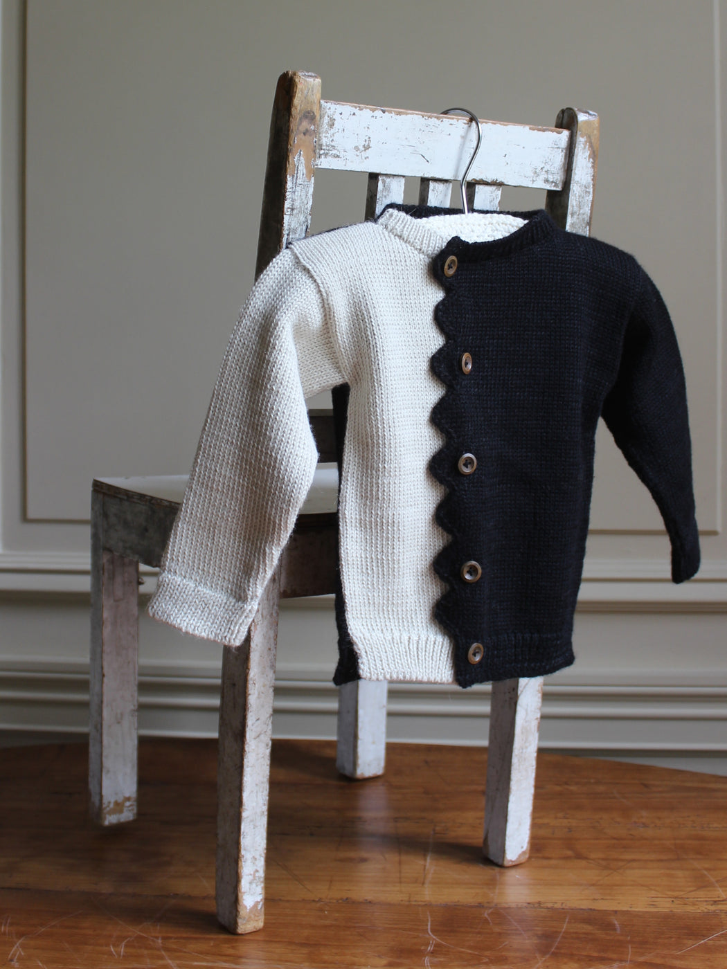 Cabbages & Kings Zig Zag Cardigan (1 - 2 years)