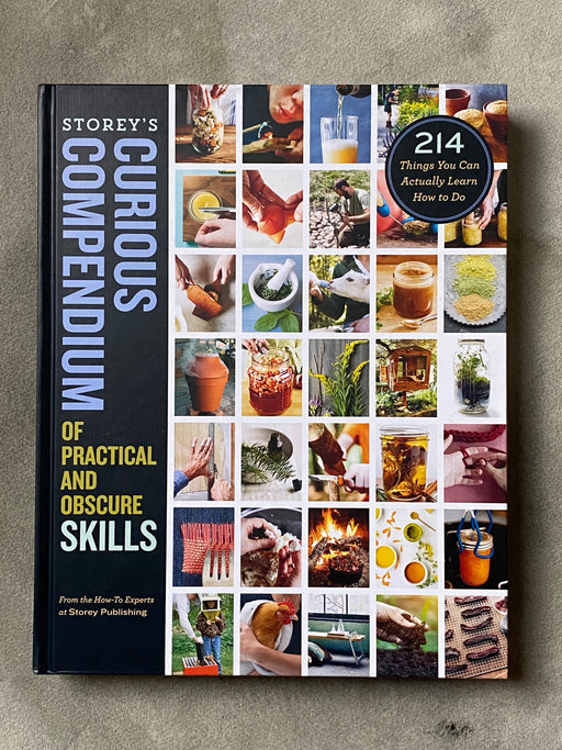 "Storey's ""Curious Compendium of Practical and Obscure Skills"""
