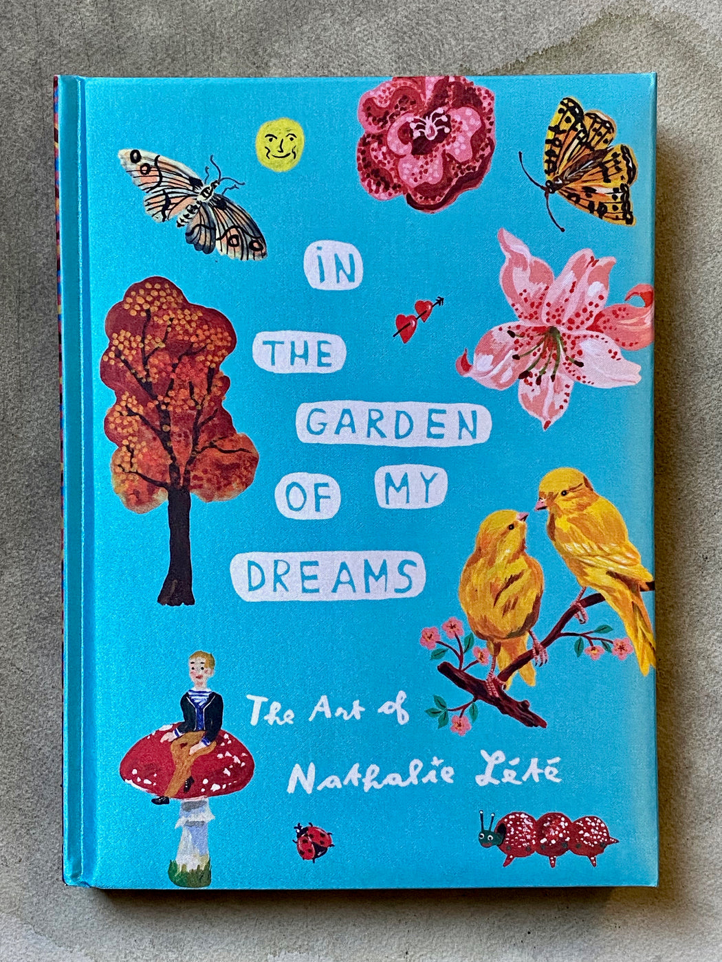 """In The Garden of My Dreams"" by Nathalie Lete"