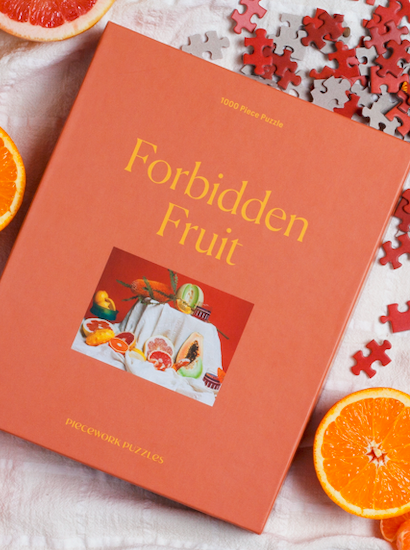 """Forbidden Fruit"" Jigsaw Puzzle"