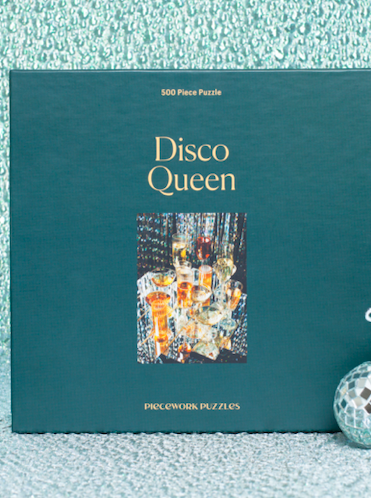 """Disco Queen"" Jigsaw Puzzle"