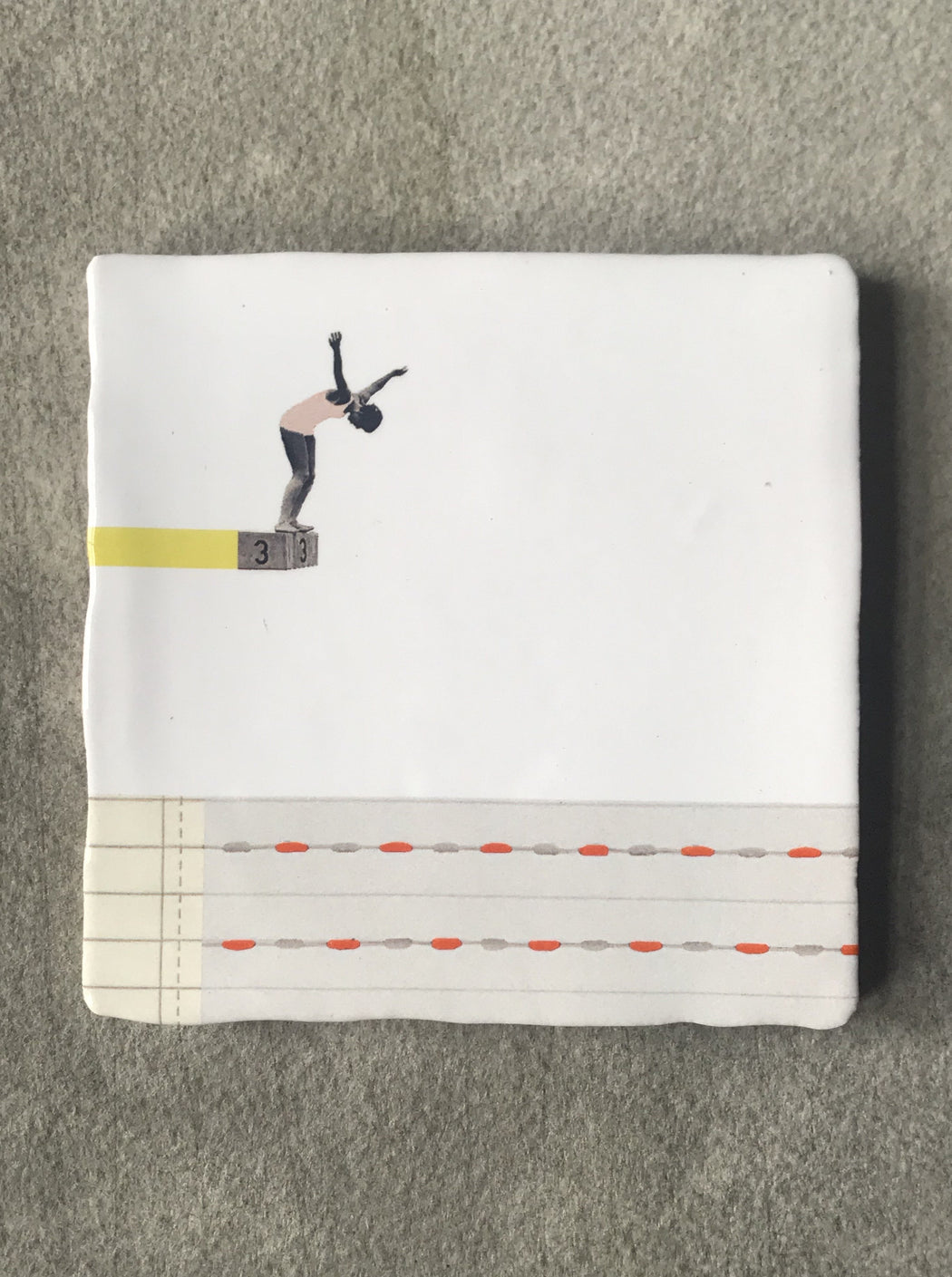 """Leap of Faith"" Story Tile"
