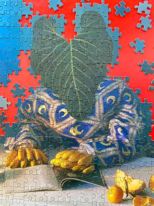 "Piecework Puzzles ""Banana Hands"" Jigsaw Puzzle"