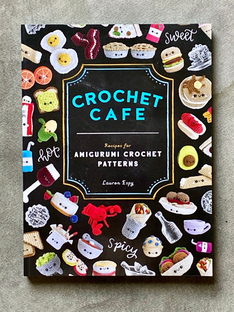"""Crochet Cafe"" by Lauren Espy"