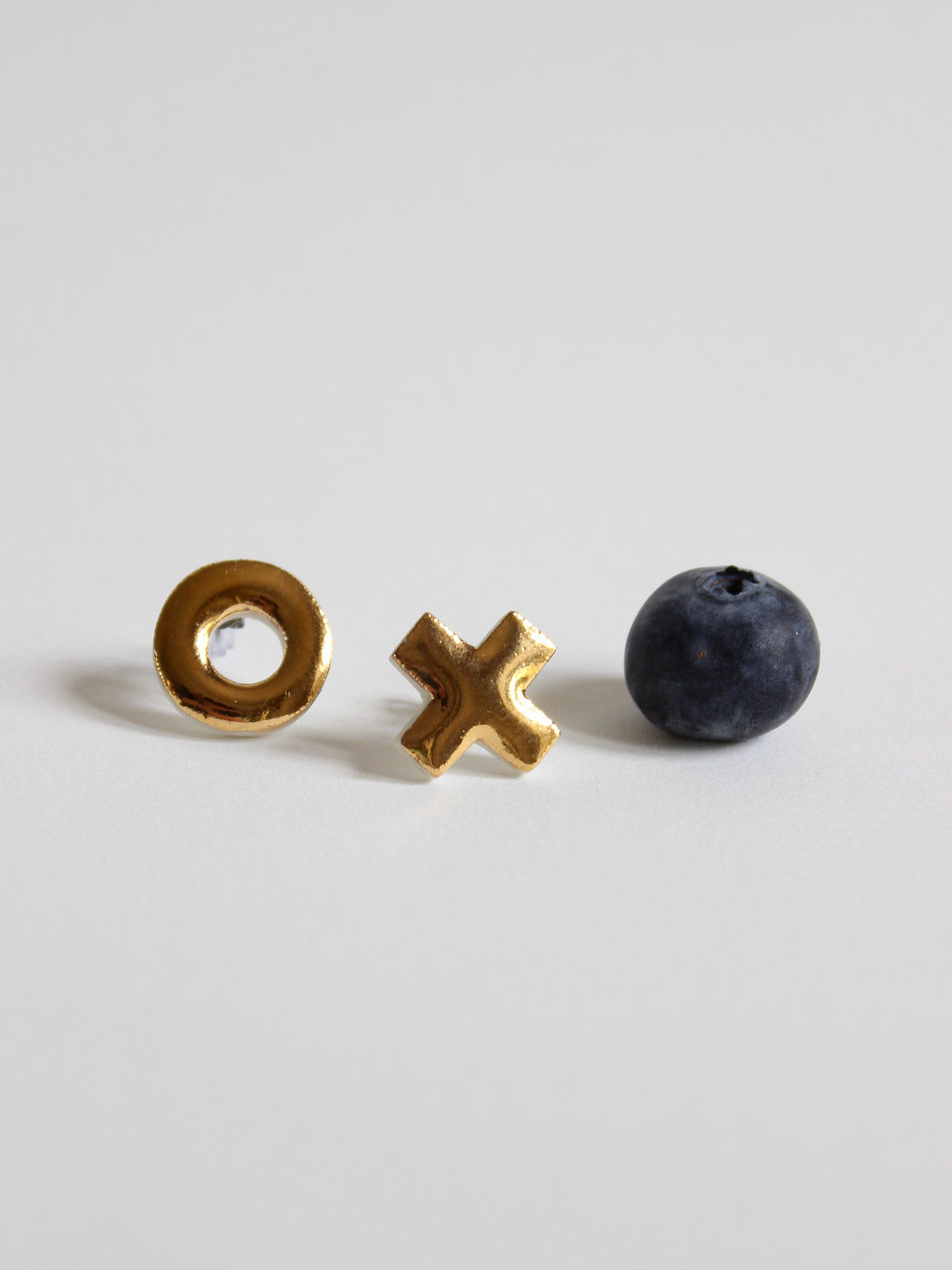Jenna Vanden Brink XO Ceramic Earrings