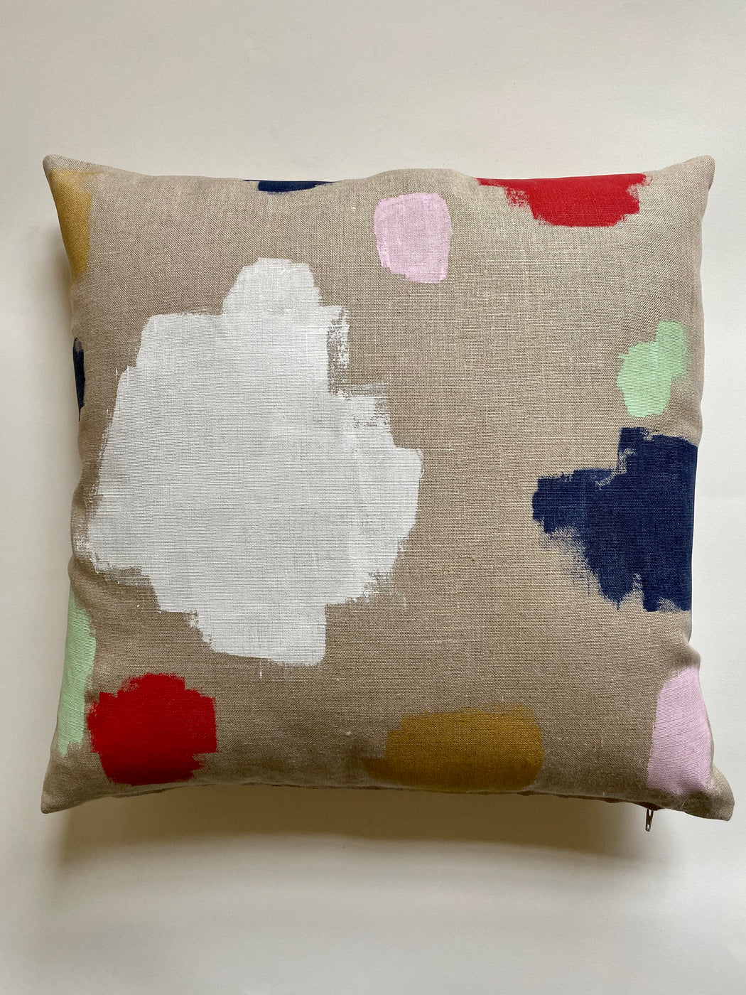 "K Studio ""Painterly"" Pillow"