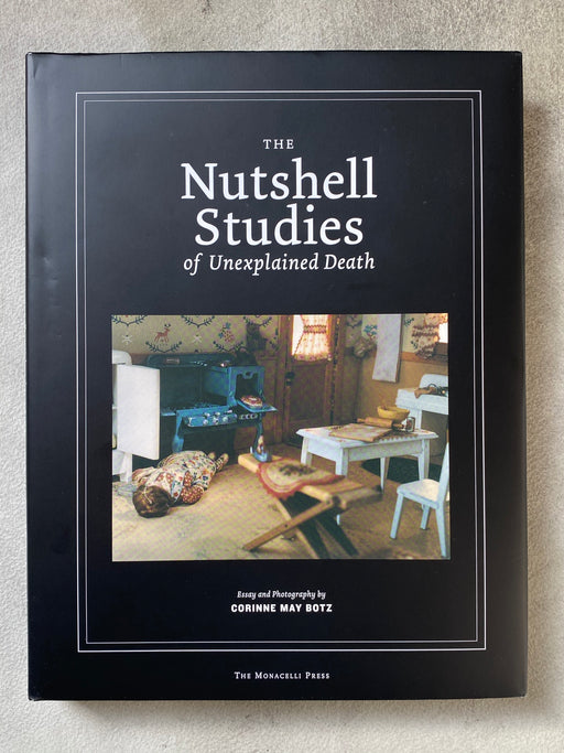 """The Nutshell Studies of Unexplained Death"""