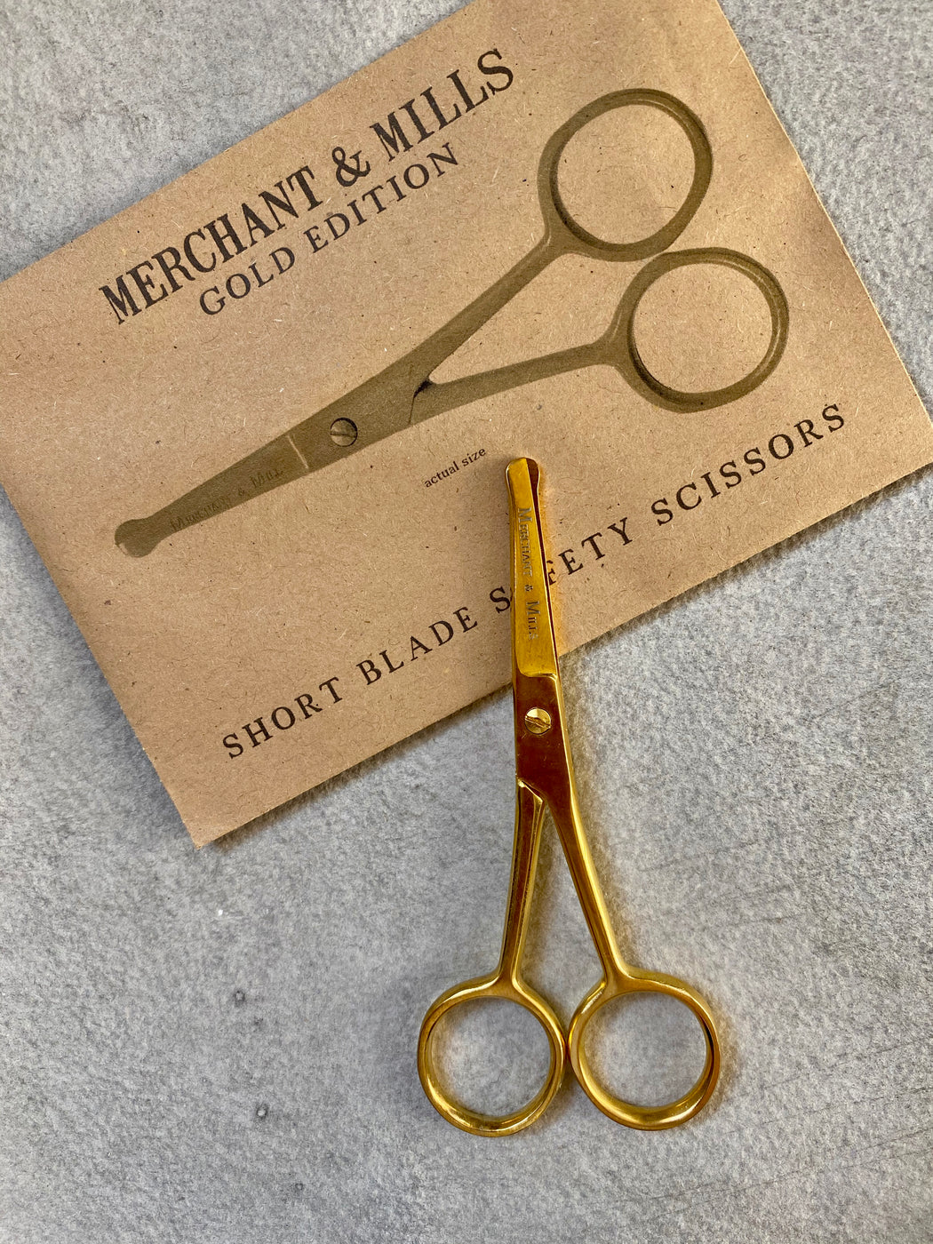 Merchant & Mills Safety Scissors