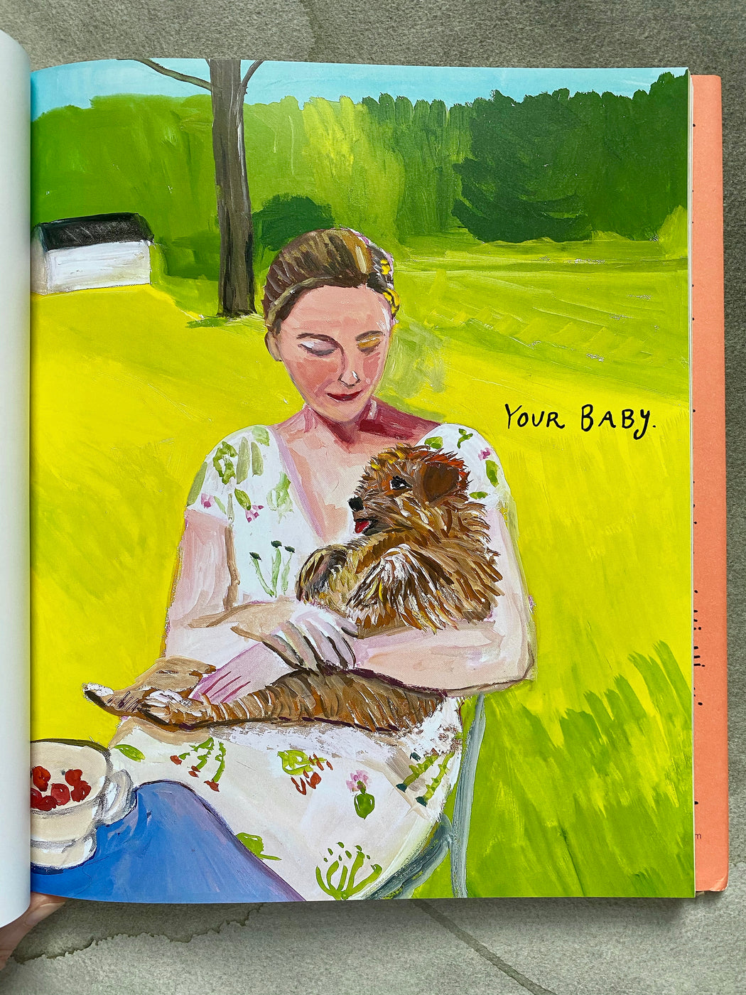 """Beloved Dog"" by Maira Kalman"