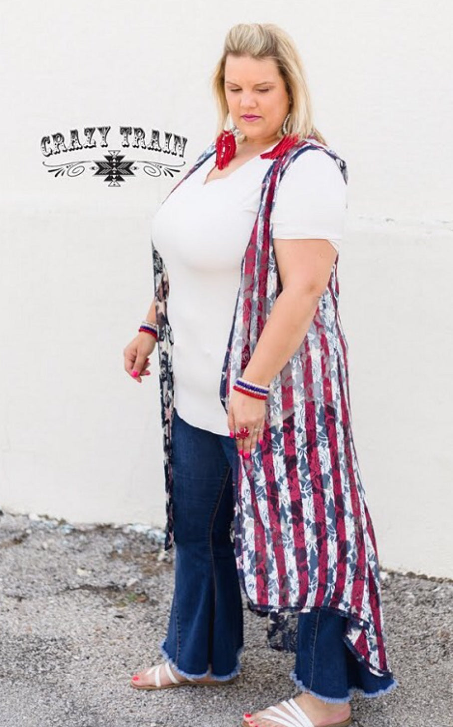 LIBERTY Lace Duster