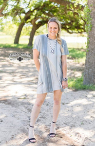Drover Pocket Dress