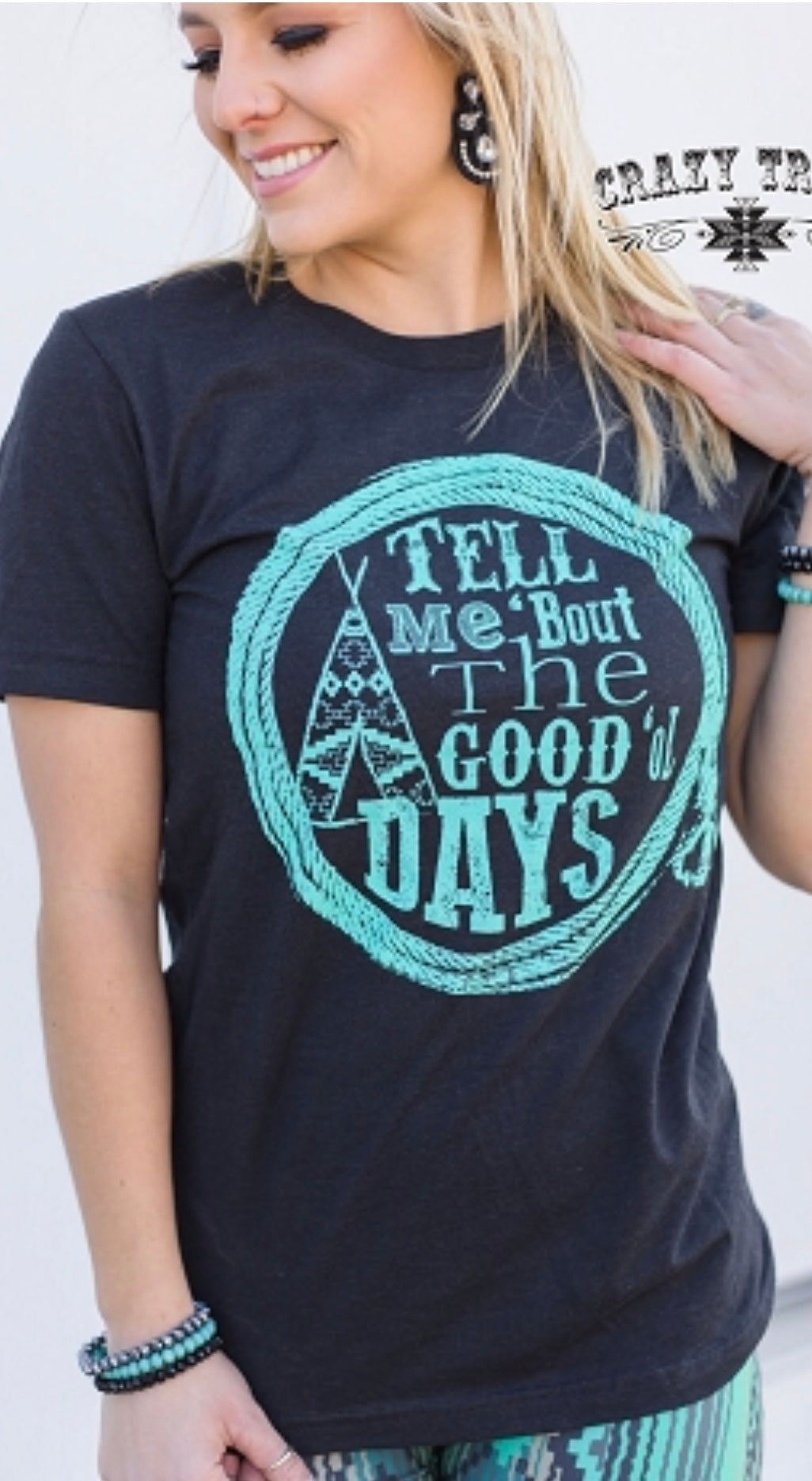 Tell Me Bout the Good Ol Days Tee