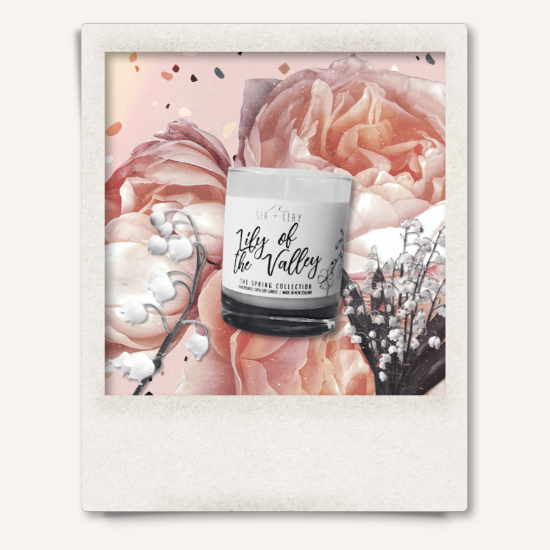 Lily of the Valley Candle // SPRING COLLECTION