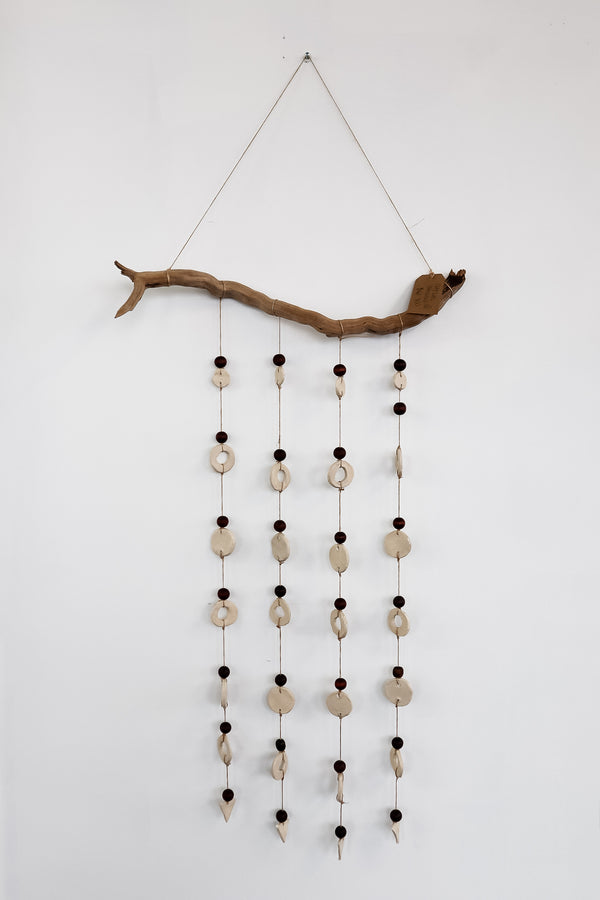 Luna & Co Collective Clay Wall Hanging
