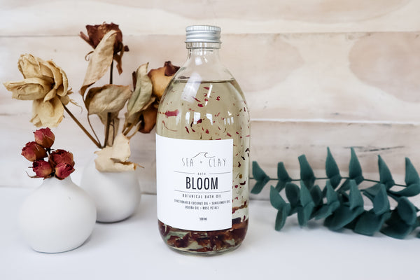 Bloom Bath Oil