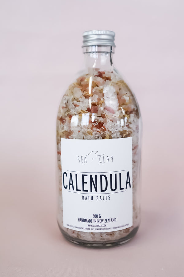 Calendula Bath Salts