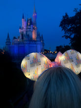 Load image into Gallery viewer, Castle Park Ears - Handmade Mouse Ears Headband