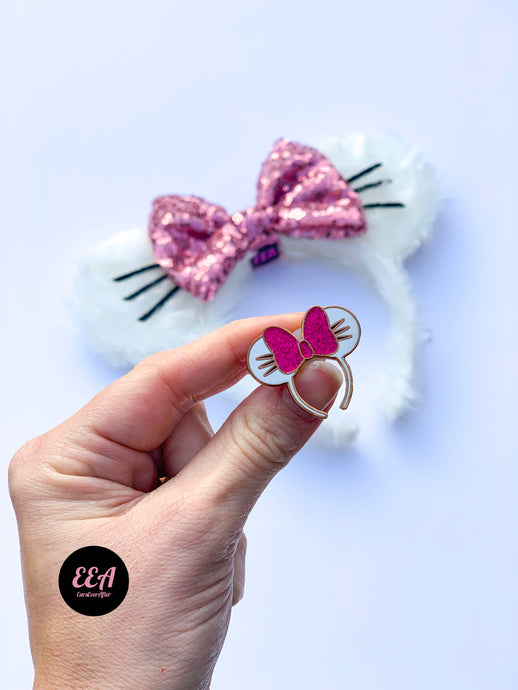 Ears Ever After, Disney Ears, Minnie Mouse Ears, Mickey Ears, Custom Mickey Ears, Mouse Ears, UK Disney Ears, Minnie Ears, Mickey Ears, Disney, Disney Pin, Marie Pin