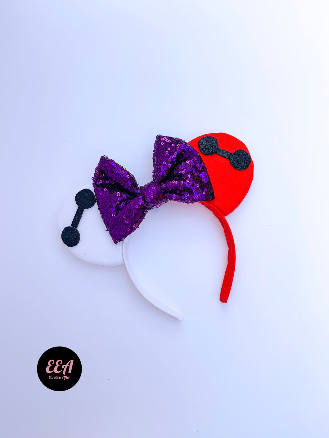 Ears Ever After, Disney Ears, Minnie Mouse Ears, Mickey Ears, Custom Mickey Ears, Mouse Ears, UK Disney Ears, Minnie Ears, Mickey Ears, Disney, Baymax Ears, Big Hero 6 Ears