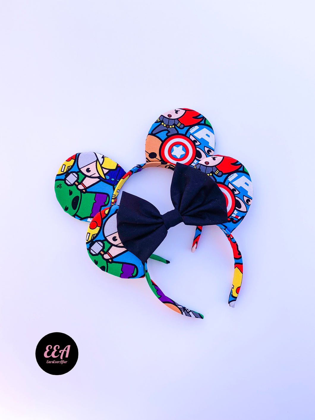 Ears Ever After, Disney Ears, Minnie Mouse Ears, Mickey Ears, Custom Mickey Ears, Mouse Ears, UK Disney Ears, Minnie Ears, Mickey Ears, Disney, Marvel, Marvel Ears, Superhero Ears