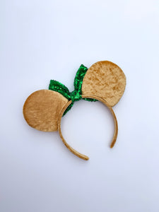 Zip A Dee Doo Dah Ears - Handmade Mouse Ears Headband
