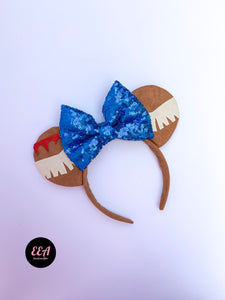 Ears Ever After, Disney Ears, Minnie Mouse Ears, Mickey Ears, Custom Mickey Ears, Mouse Ears, UK Disney Ears, Minnie Ears, Mickey Ears, Disney, Pocahontas Ears, Princess Ears,
