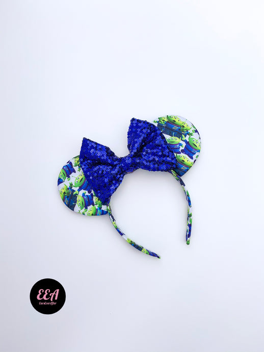 Ears Ever After, Disney Ears, Minnie Mouse Ears, Mickey Ears, Custom Mickey Ears, Mouse Ears, UK Disney Ears, Minnie Ears, Mickey Ears, Disney, Toy Story Aliens Ears, Aliens Ears, Toy Story