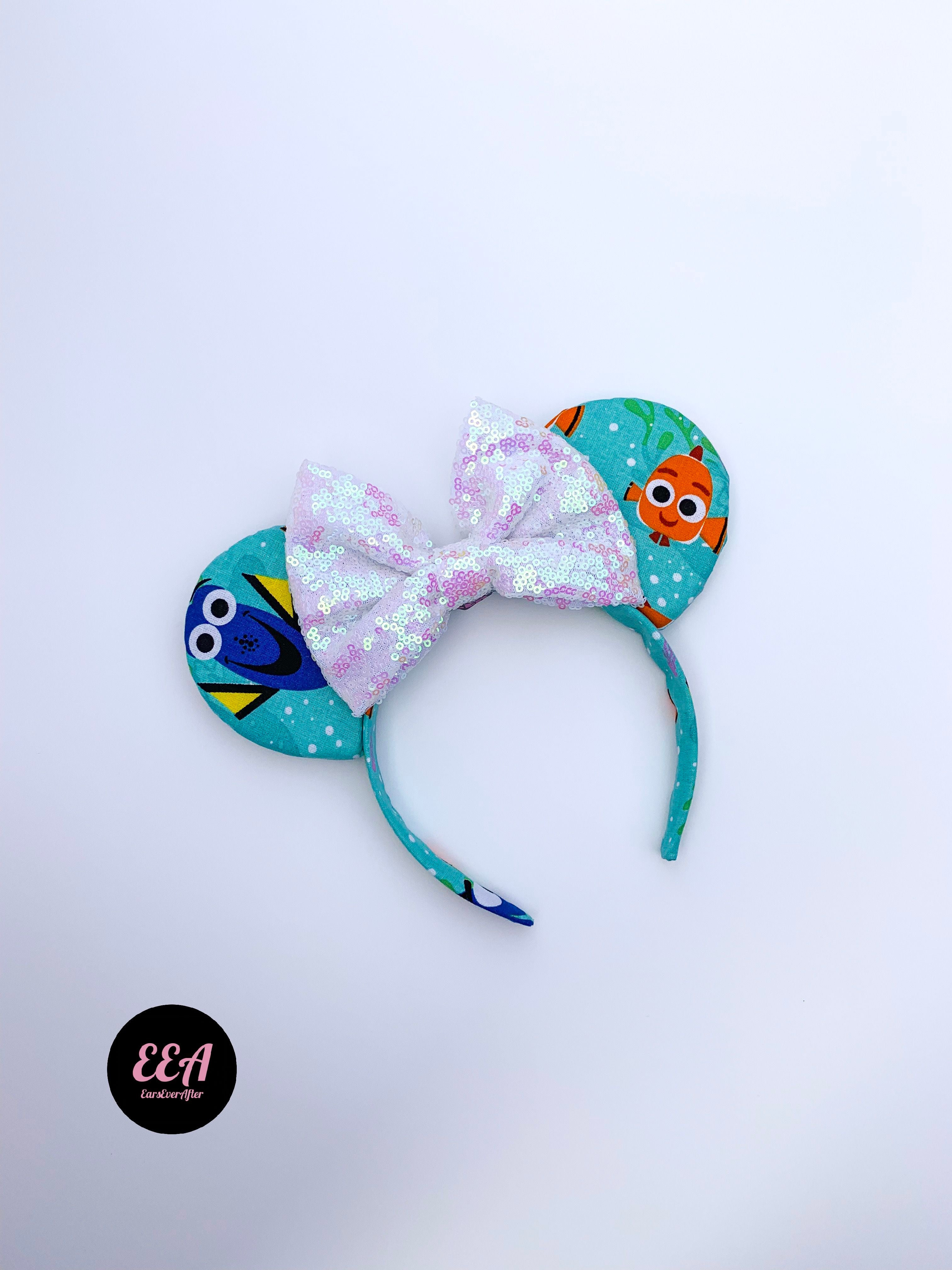 Ears Ever After, Disney Ears, Minnie Mouse Ears, Mickey Ears, Custom Mickey Ears, Mouse Ears, UK Disney Ears, Minnie Ears, Mickey Ears, Disney, Finding Nemo Ears, Finding Dory Ears,