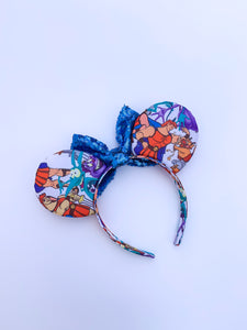 Greek Hero Ears - Handmade Mouse Ears Headband