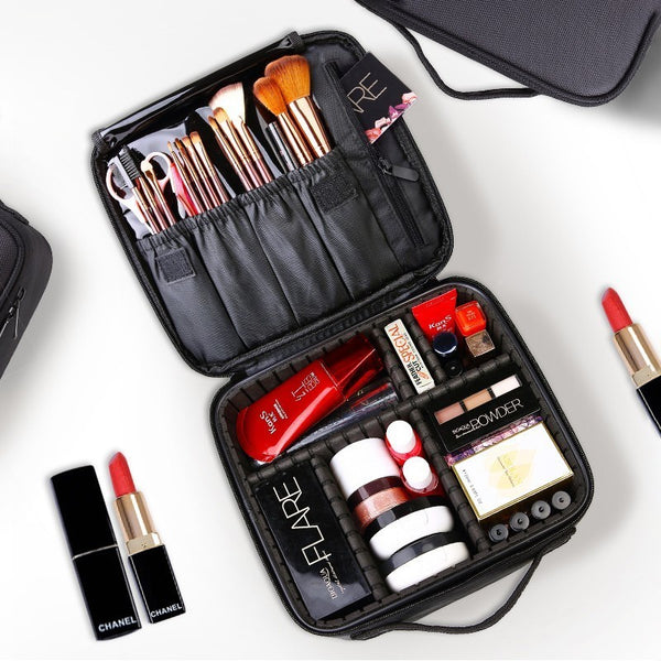 2019 Professional Toiletry and Cosmetic Bag