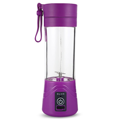 PORTABLE JUICE  SMOOTHIRE BLENDER - FitFix - USB Portable Blender