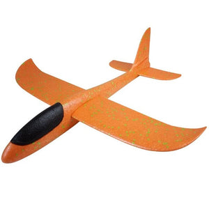 EPP Foam Hand Throw Airplane Outdoor Launch, Size 48CM |19 Inch
