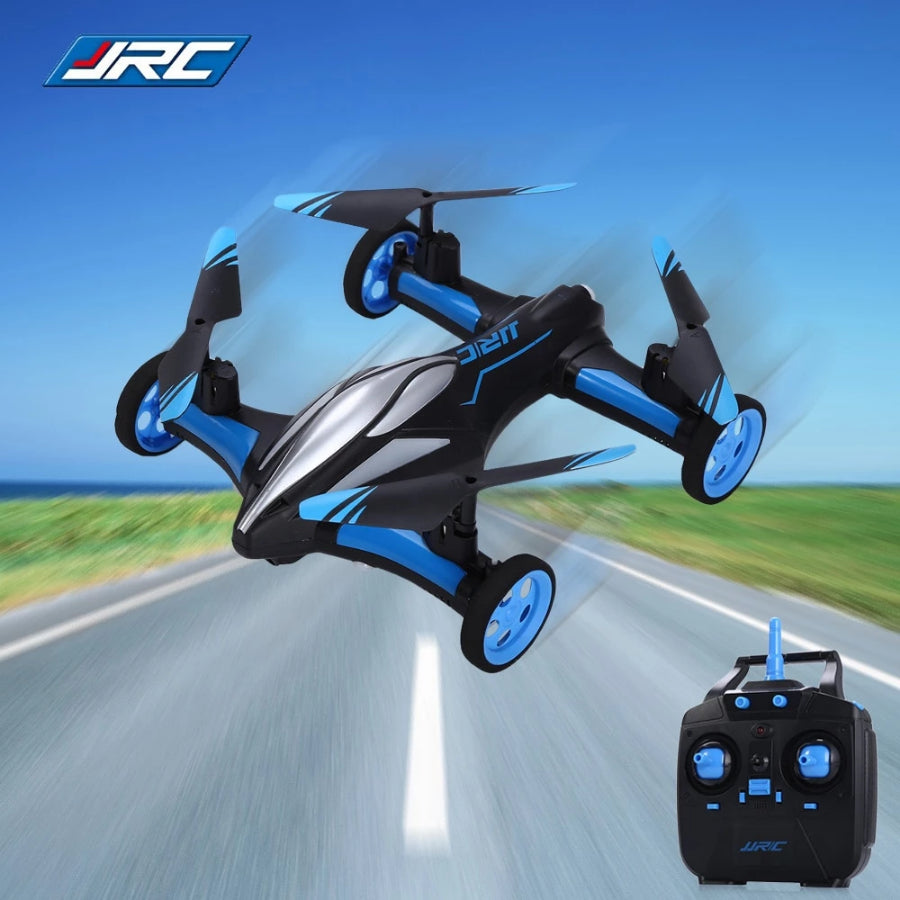 Flying Car RC Drone RTF Quadcopter With 3D Flip One Key Return Mode