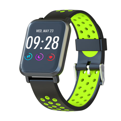 Smart Watch Activity Tracker, Waterproof, Blood Pressure, Oxygen and Heart Rate Monitor