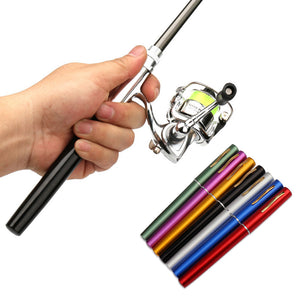 Fishing Rod, Pocket Size