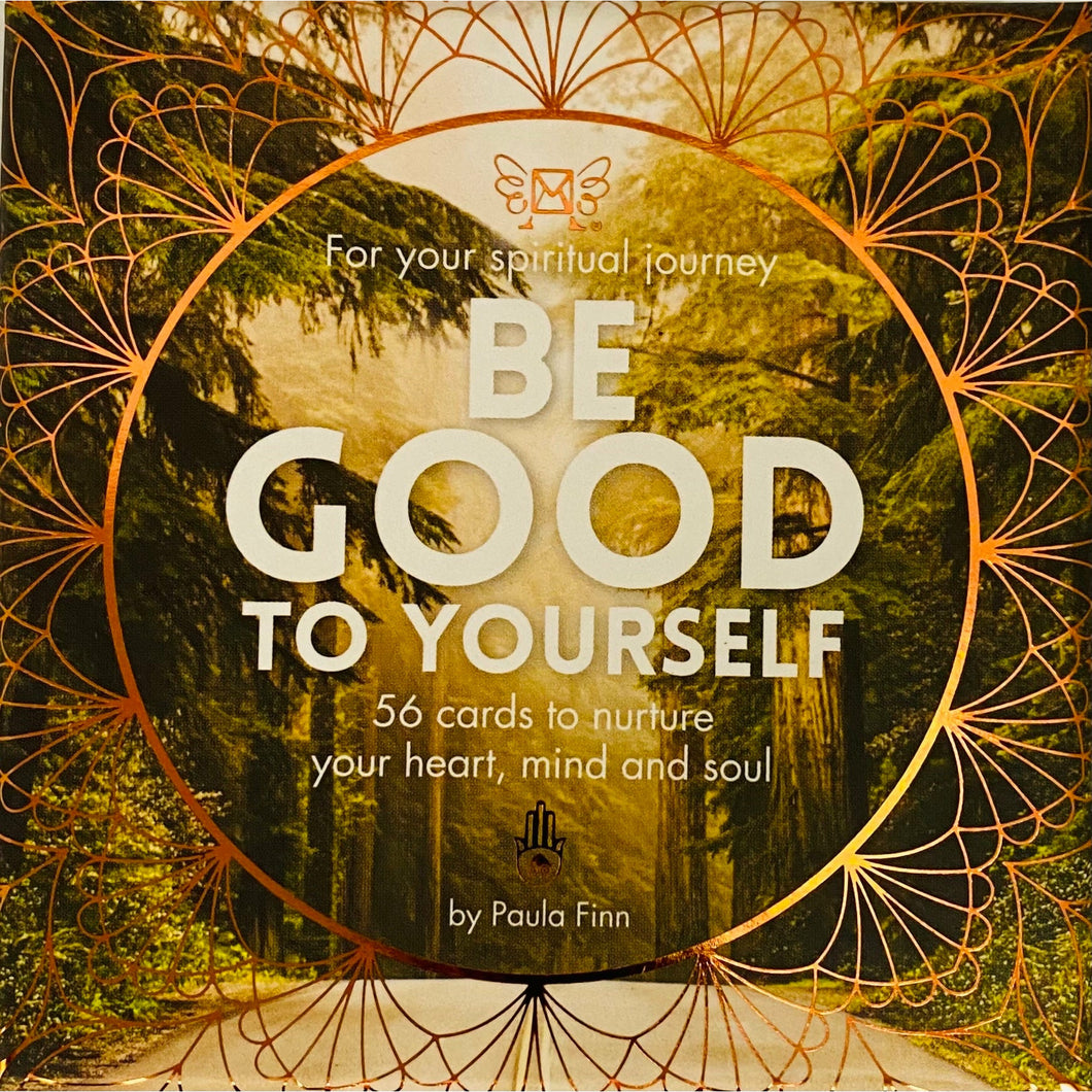 Be Good to Yourself Cards