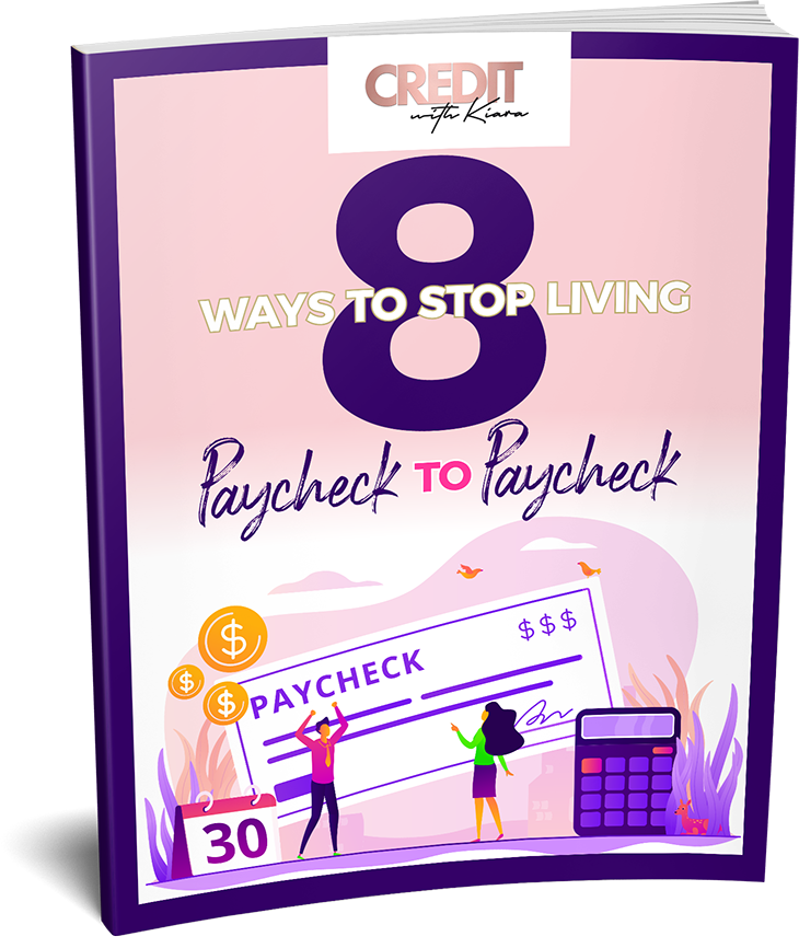 8 Ways To Stop Living Paycheck To Paycheck