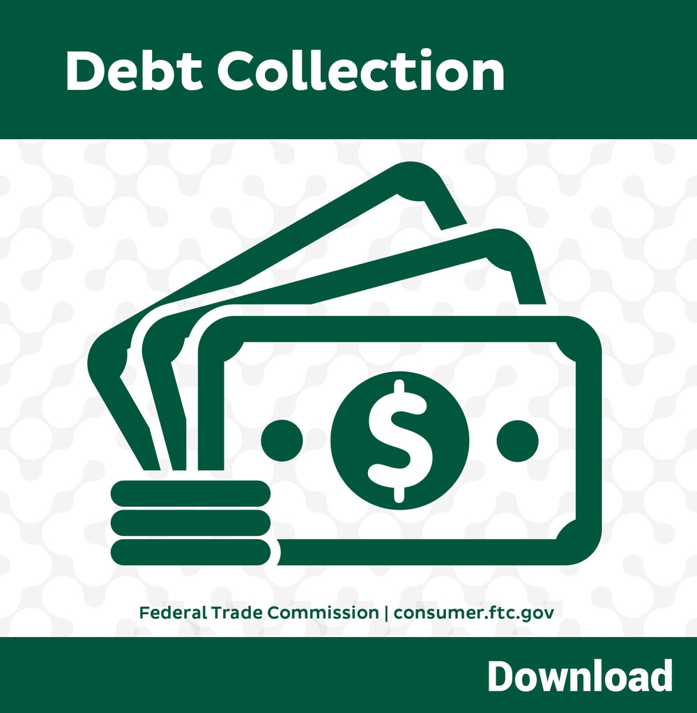 Debt Collection FAQs - Credit With Kiara