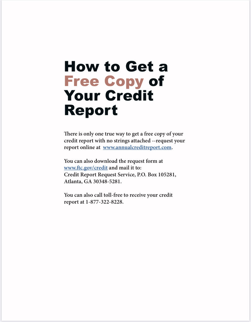 Build, Manage, & Monitor Your Credit And Set Yourself Up For Financial Freedom