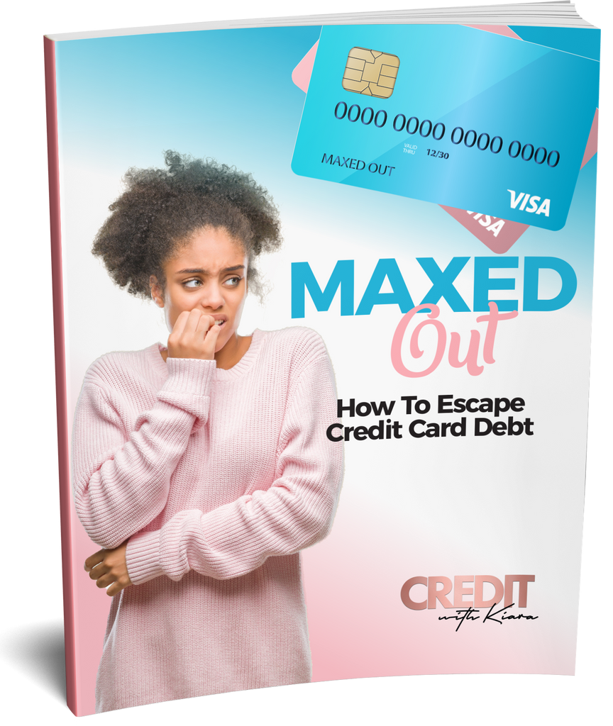 Maxed Out: How To Escape Credit Card Debt
