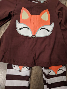 Fox 2 Piece Leggings and Tunic