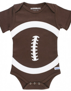 RuggedButts Football Bodysuit