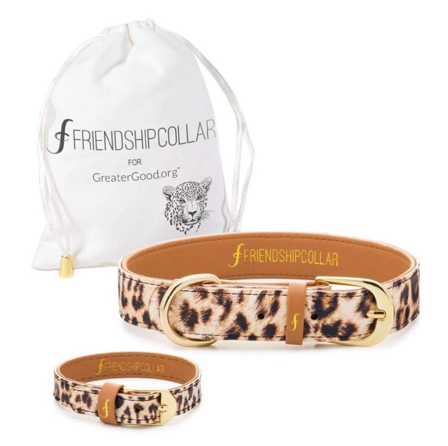 Friendship Collar- Wild & Free Cat Collar
