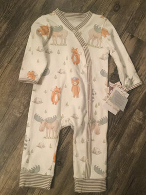 Bunnies by the Bay, Camp Cricket Romper