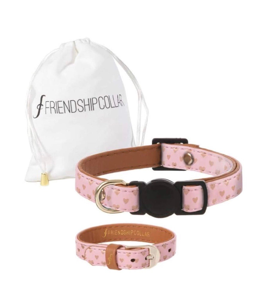 Friendship Collar- Kitty Love