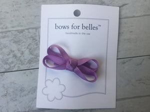 Infant bow